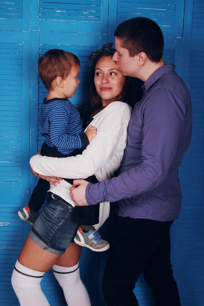 family, love, kids